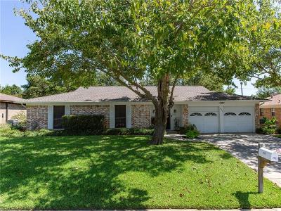 North Richland Hills Single Family Home For Sale: 7532 Field Stone Drive