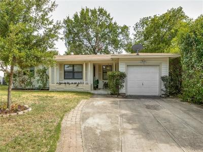 Single Family Home For Sale: 11602 Abston Lane