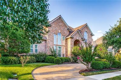 Irving Single Family Home For Sale: 2301 Creekside Circle S