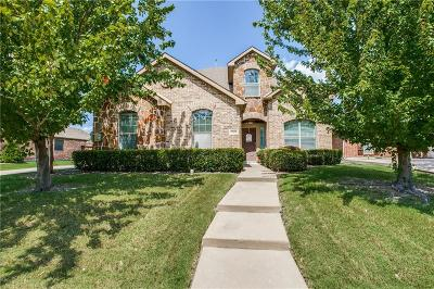 Forney Single Family Home For Sale: 1141 Woods Road