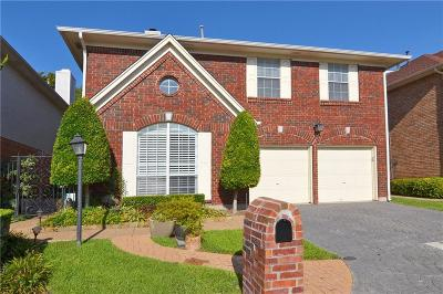 Single Family Home For Sale: 4219 N Capistrano Drive