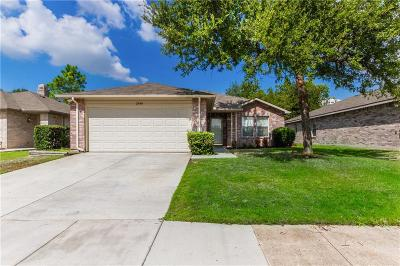 Little Elm Single Family Home For Sale: 2540 Pecan Drive