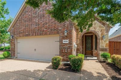 McKinney Single Family Home For Sale: 9520 National Pines Drive