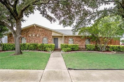 Carrollton Single Family Home For Sale: 3454 Livingston Lane