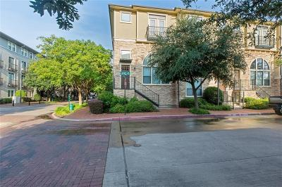 Plano Townhouse For Sale: 7201 Kasko
