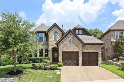 Single Family Home For Sale: 6603 Forney Branch