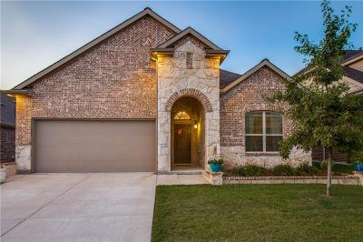 Frisco Single Family Home Active Option Contract: 15912 Langsdale Street