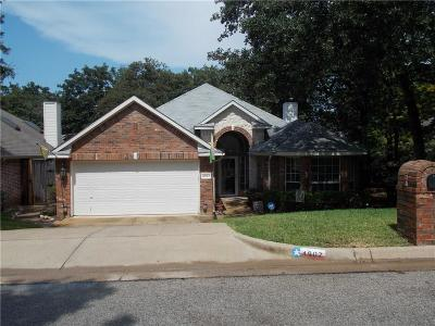 Arlington Single Family Home For Sale: 4907 Canberra Lane