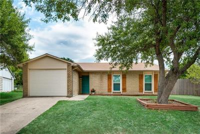 Allen Single Family Home Active Option Contract: 127 W Way Drive