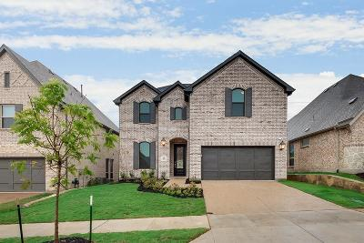 Carrollton Single Family Home For Sale: 4517 Tall Knight Lane