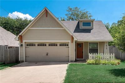 McKinney Single Family Home For Sale: 612 Fenet Street