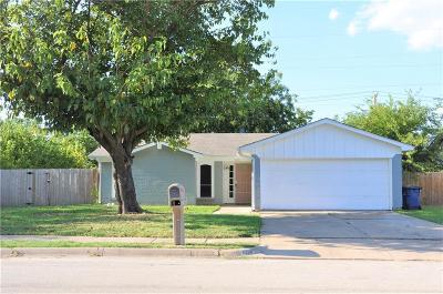 Everman Single Family Home For Sale: 233 Buie Drive