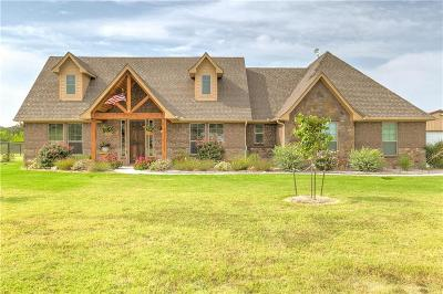 Springtown Single Family Home Active Option Contract: 173 Lavender Lane