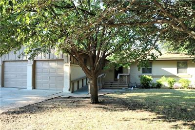 Fort Worth Single Family Home Active Option Contract: 3505 Socorro Road