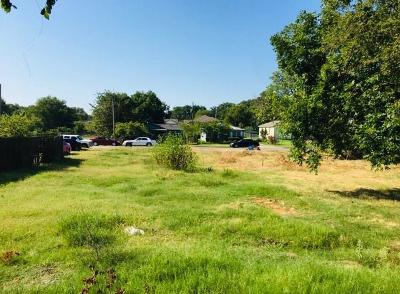 Tarrant County Residential Lots & Land For Sale: 1321 E Powell Avenue