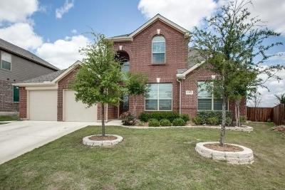 Fort Worth Single Family Home For Sale: 12252 Langley Hill Drive