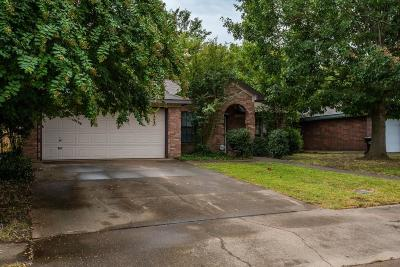 Seagoville Single Family Home For Sale: 510 Jean Drive