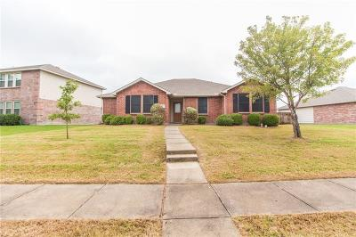 Wylie Single Family Home For Sale: 2906 Lake Vista Drive