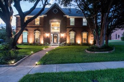 Rowlett Single Family Home For Sale: 1901 Chapel Cove