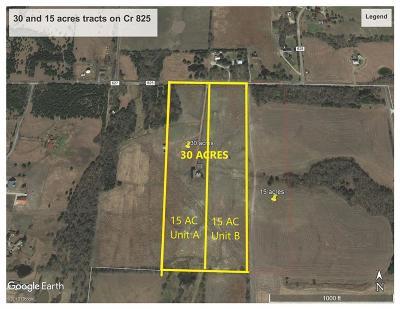 Collin County Farm & Ranch For Sale: 8021 County Road 623 #15B