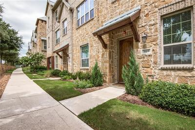 Irving Townhouse For Sale: 569 Royal Lane W
