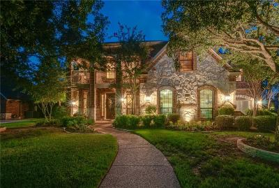 Flower Mound Single Family Home For Sale: 5604 Remington Park Drive
