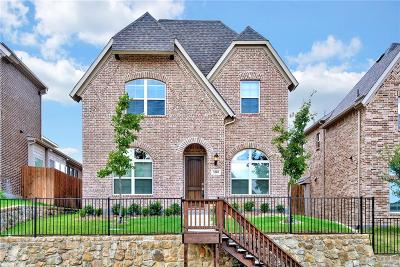 Irving Single Family Home For Sale: 5209 Wakefield Drive