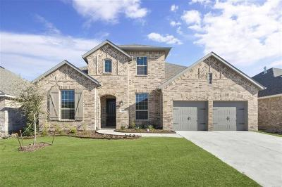 Haslet Single Family Home For Sale: 12220 Willet