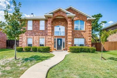 Allen Single Family Home For Sale: 1405 Woodmont Drive