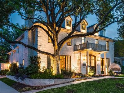 Dallas County Single Family Home For Sale: 6964 Westlake Avenue