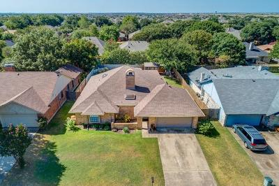 Fort Worth Single Family Home For Sale: 4833 Alicia Drive