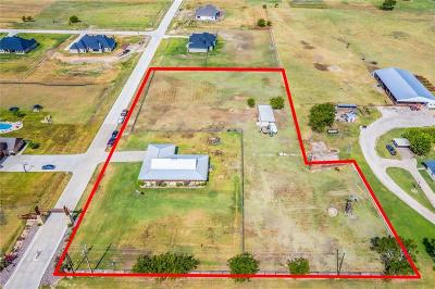 Godley Single Family Home For Sale: 8001 Fm 2331