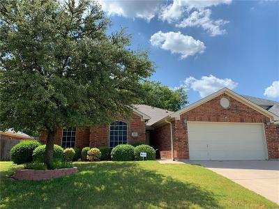 Fort Worth Single Family Home For Sale: 5829 Crowder Drive