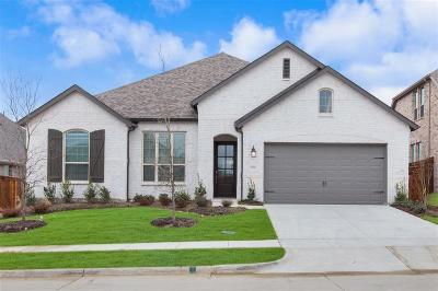 Aubrey Single Family Home For Sale: 3916 Redbud Drive