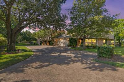 Fort Worth Single Family Home For Sale: 4412 Westridge Avenue