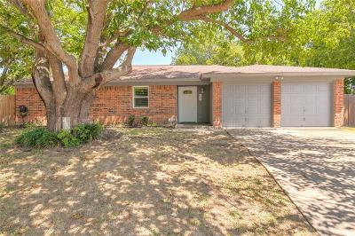 Burleson Single Family Home Active Option Contract