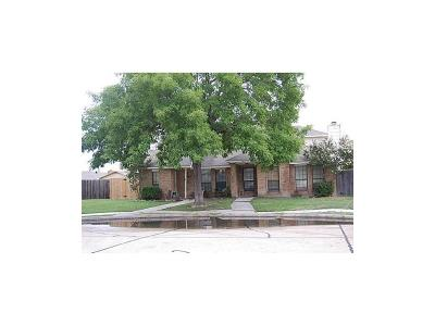 Rowlett Multi Family Home For Sale: 7405 Rutgers Circle