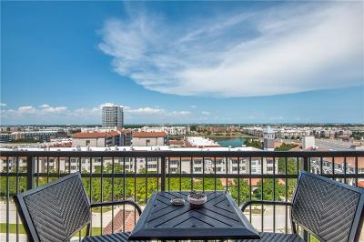 Irving Condo For Sale: 330 Las Colinas Boulevard E #1008