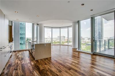 Dallas County Condo For Sale: 2900 McKinnon Street #1004