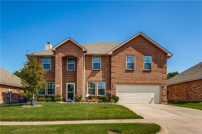 Collin County Single Family Home For Sale: 916 Fleming Street