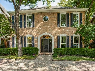 Highland Park Residential Lease For Lease: 3204 Saint Johns Drive