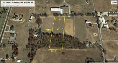 Denton County Residential Lots & Land For Sale: Tbd Winterhaven Lane