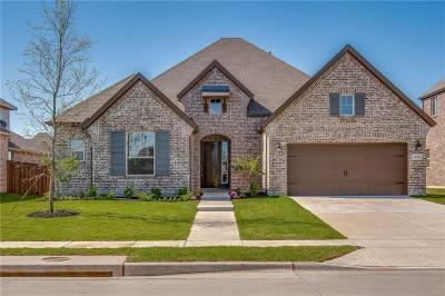 Dallas County, Denton County, Collin County, Cooke County, Grayson County, Jack County, Johnson County, Palo Pinto County, Parker County, Tarrant County, Wise County Single Family Home For Sale: 331 Fawn Mist Drive
