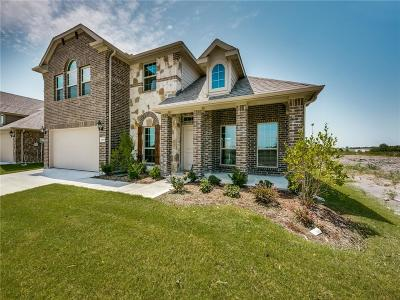 Forney Single Family Home For Sale: 297 Cisco Trail