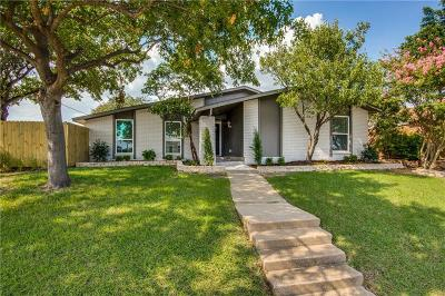 The Colony Single Family Home For Sale: 4701 Strickland Avenue