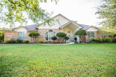 Waxahachie Single Family Home Active Option Contract: 124 Vintage Drive