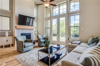 Dallas Townhouse For Sale: 1376 Arch Place
