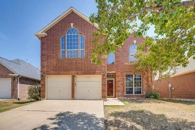 Fort Worth Single Family Home For Sale: 4777 Parkmount Drive