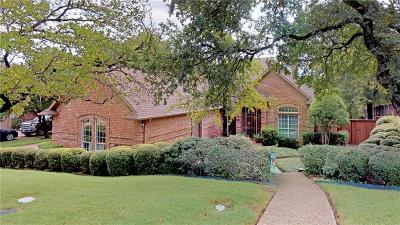 Highland Village Single Family Home For Sale: 350 Craig Circle