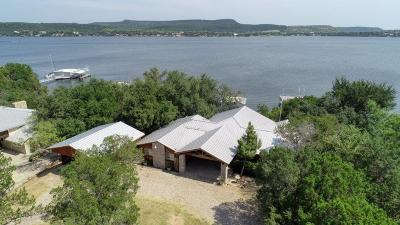 Possum Kingdom Lake Single Family Home For Sale: 2225 Fm 2951